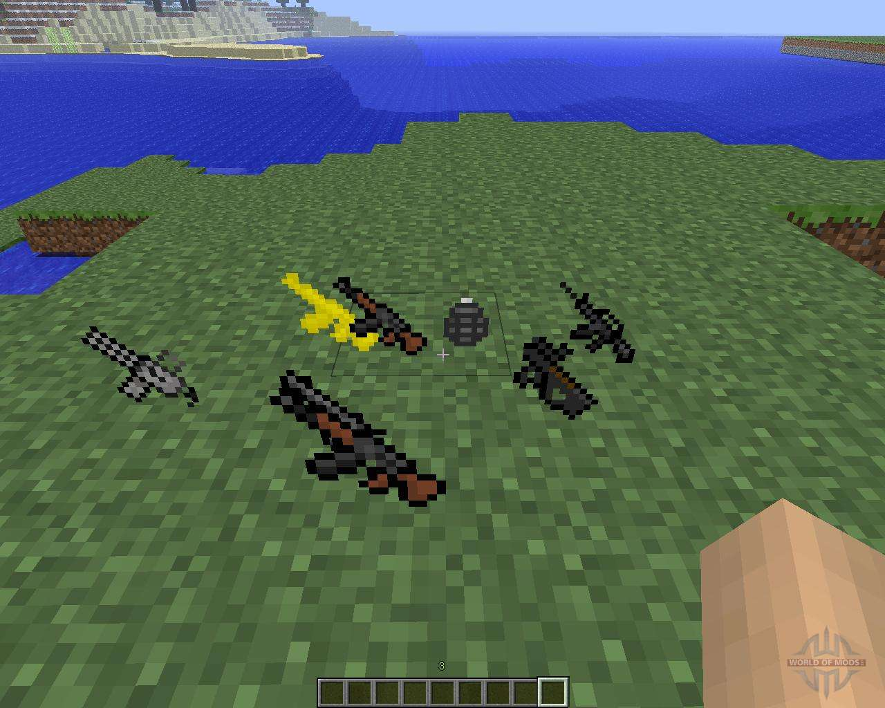 3d Gun 1 5 2 For Minecraft