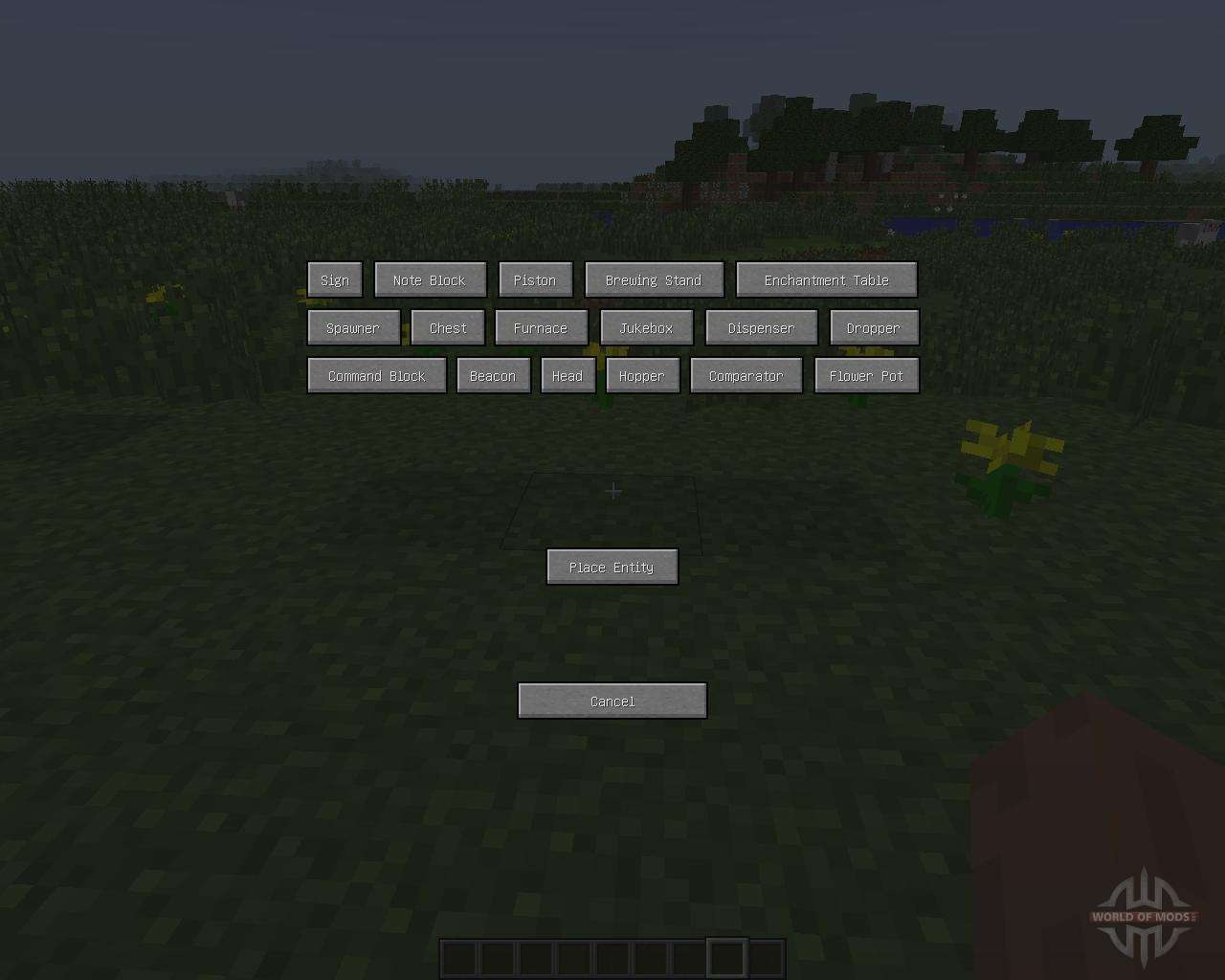 minecraft 1.7.10 beacon