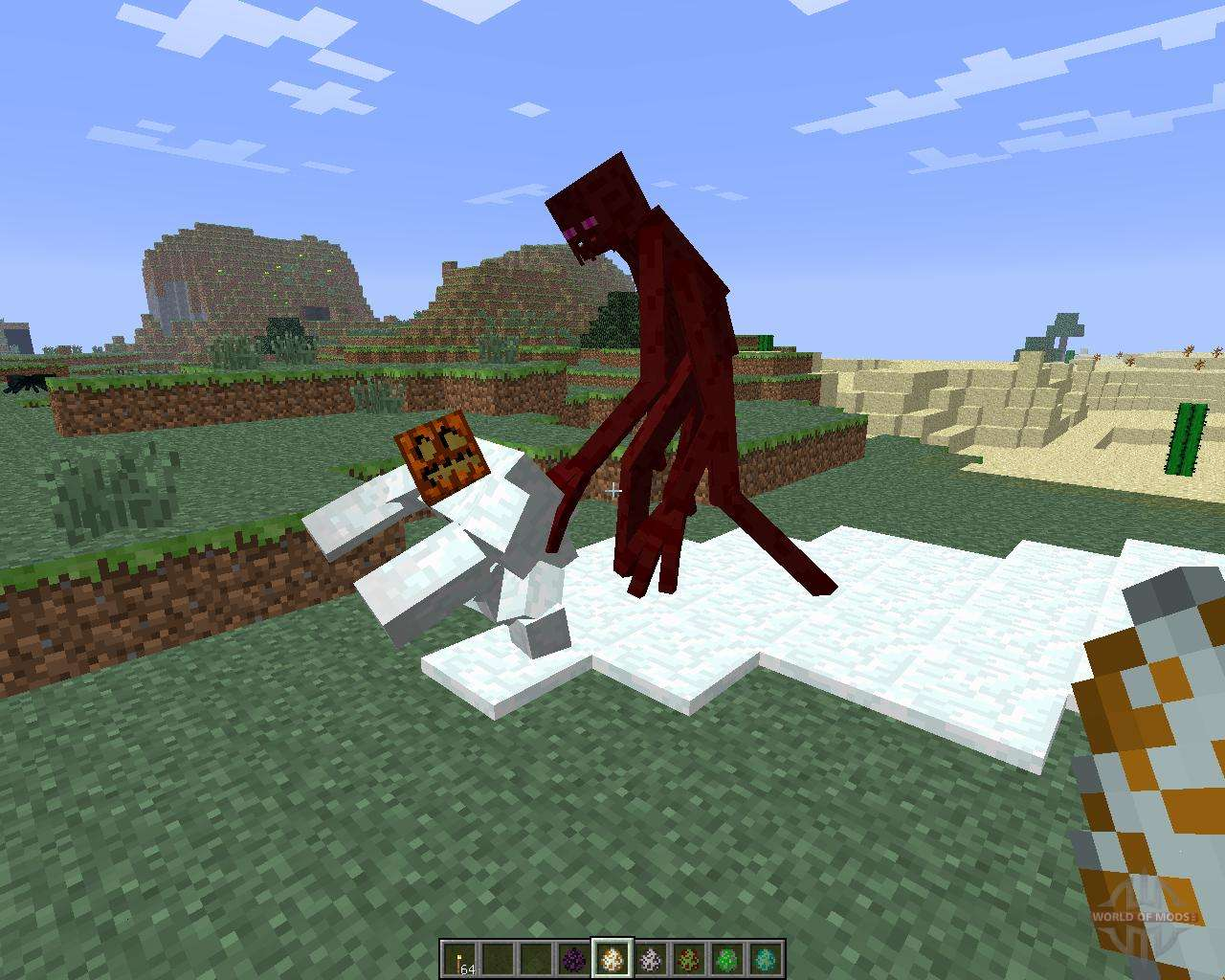 how to get a horse in minecraft 1.5 2