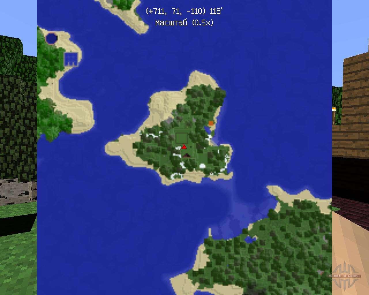 VoxelMap For Minecraft - Voxelmap para minecraft 1 10 2