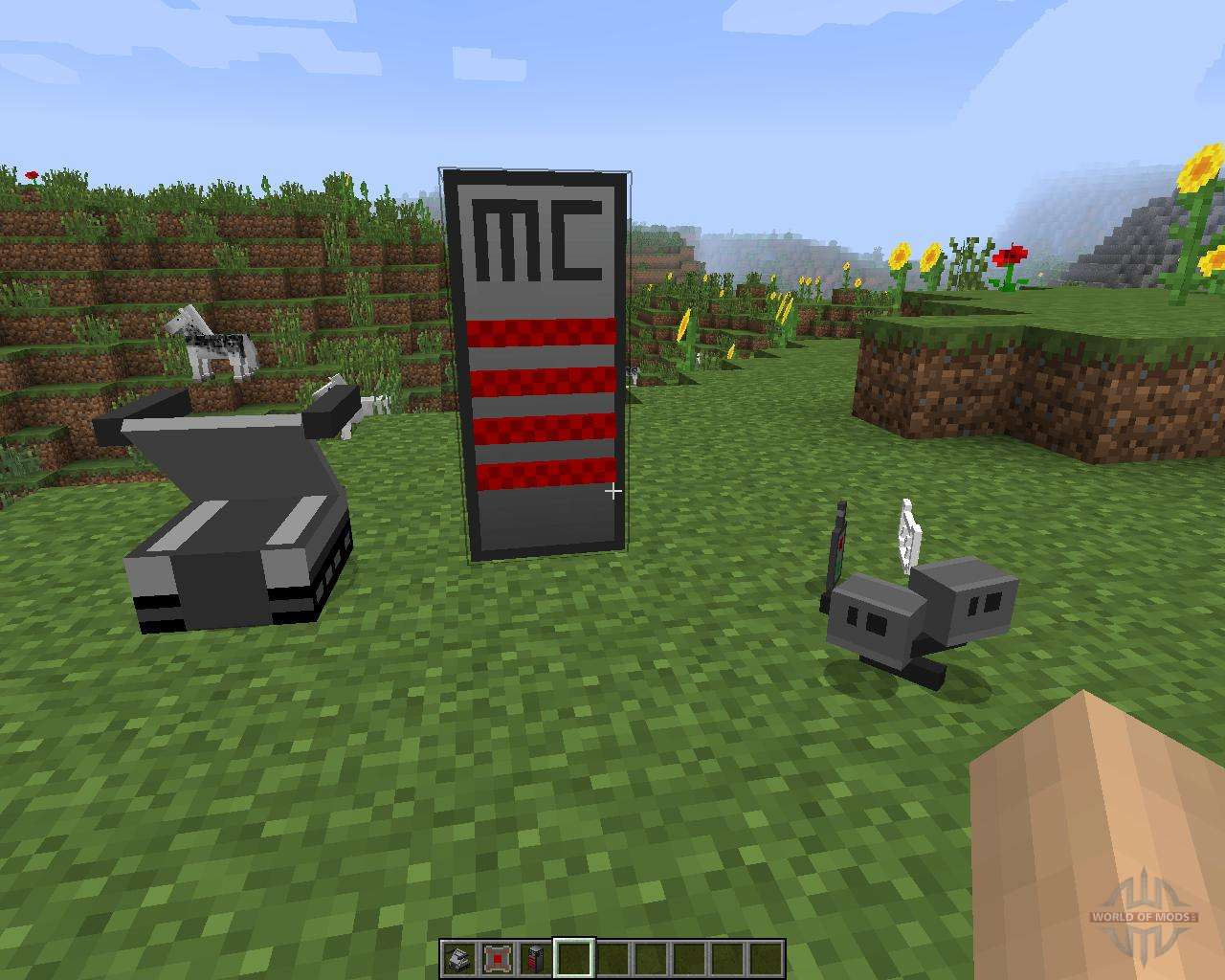 Minecraft review defense mod 1.7.2 - YouTube