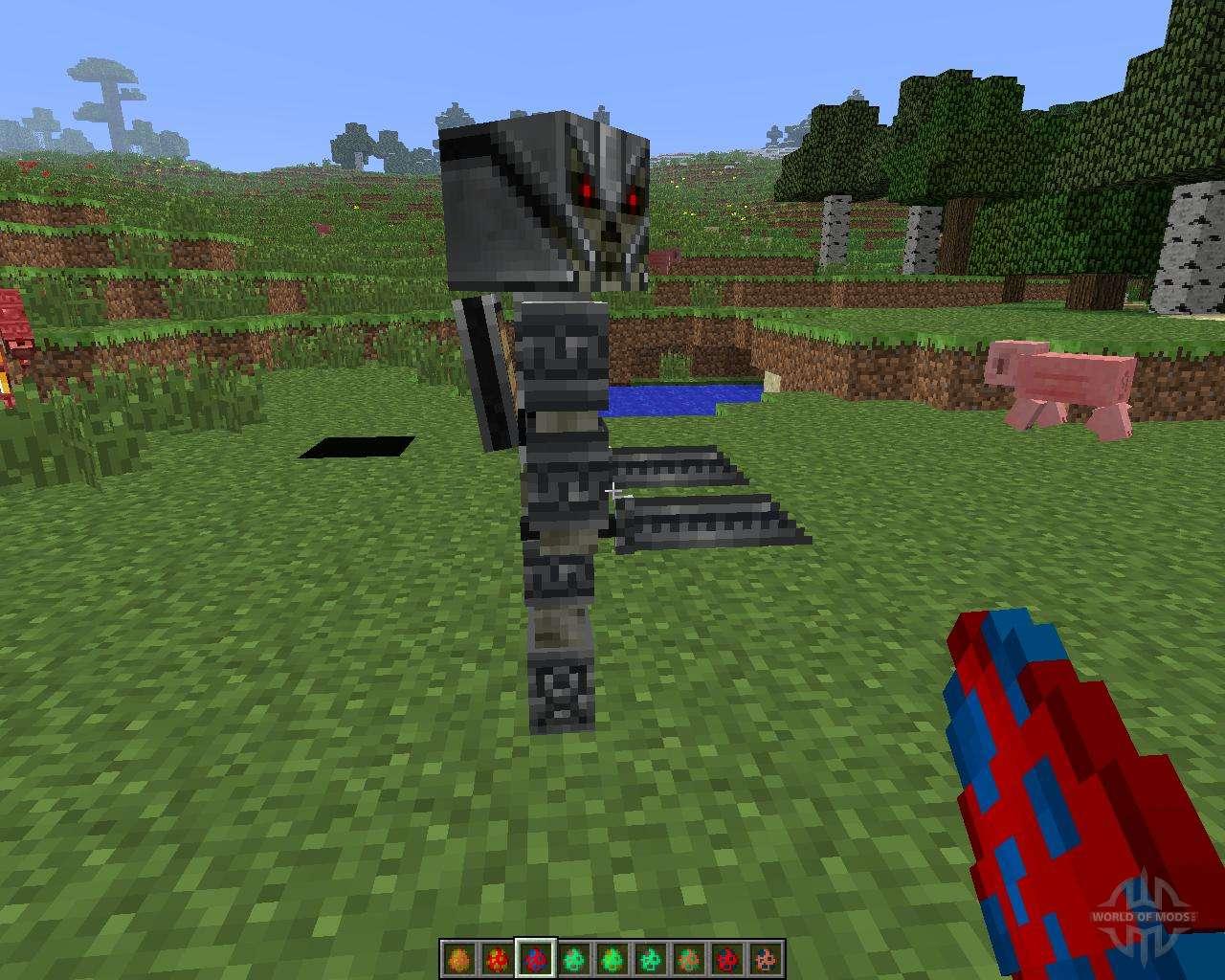 mo minecraft