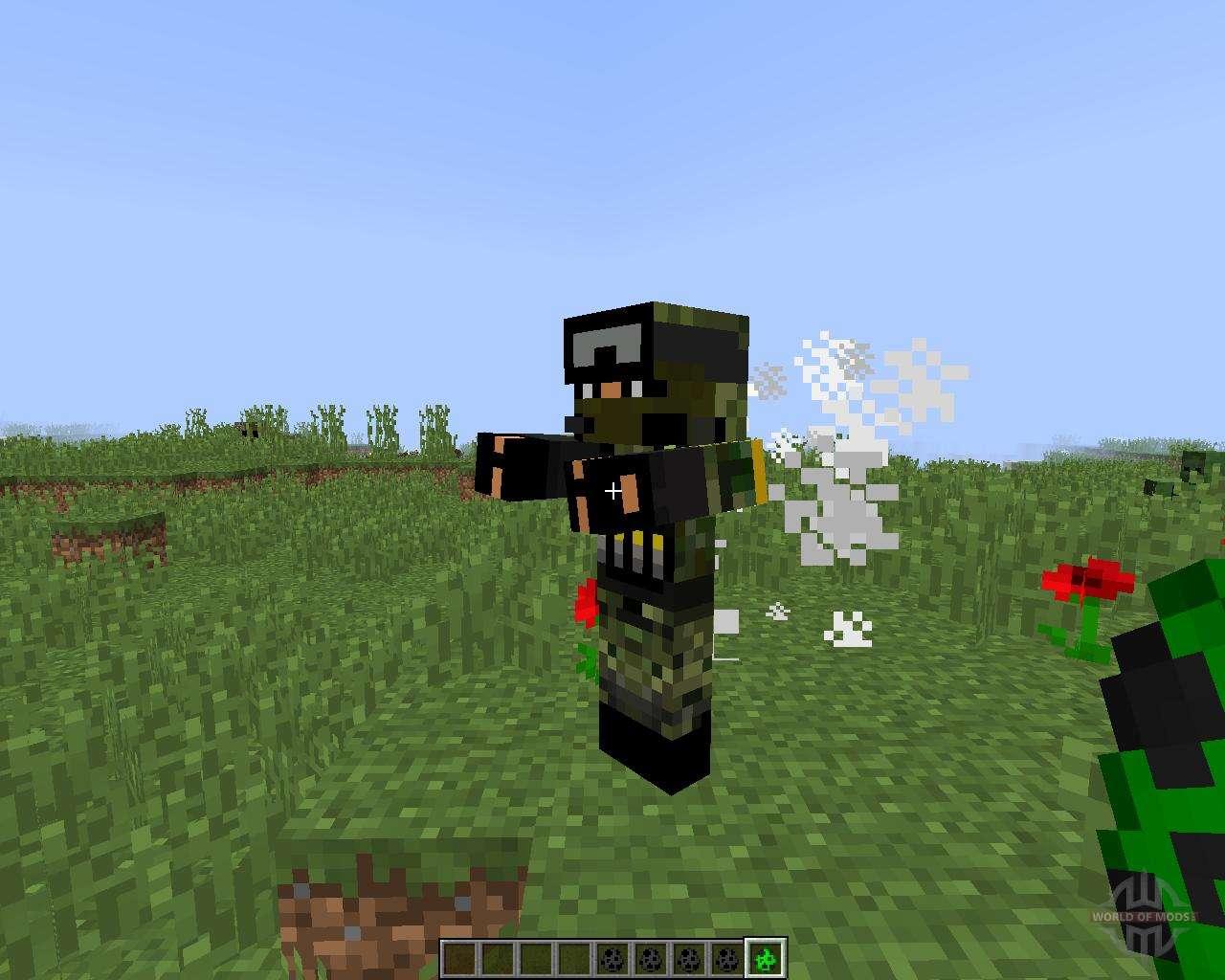 Скачать бесплатно Zombie Awarenes мод для Minecraft 1.7.10 ...