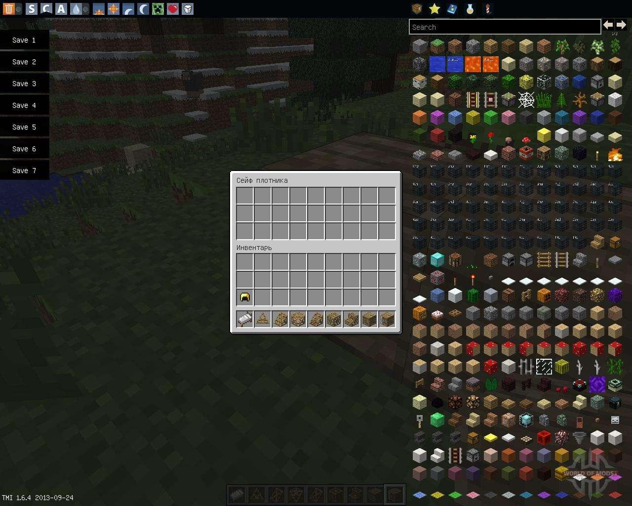 minecraft 1.8.1 tmi