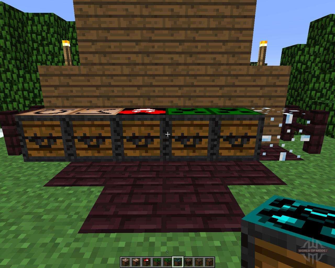 Мод на ядерное оружие Rival Rebels для Minecraft 1.7.10