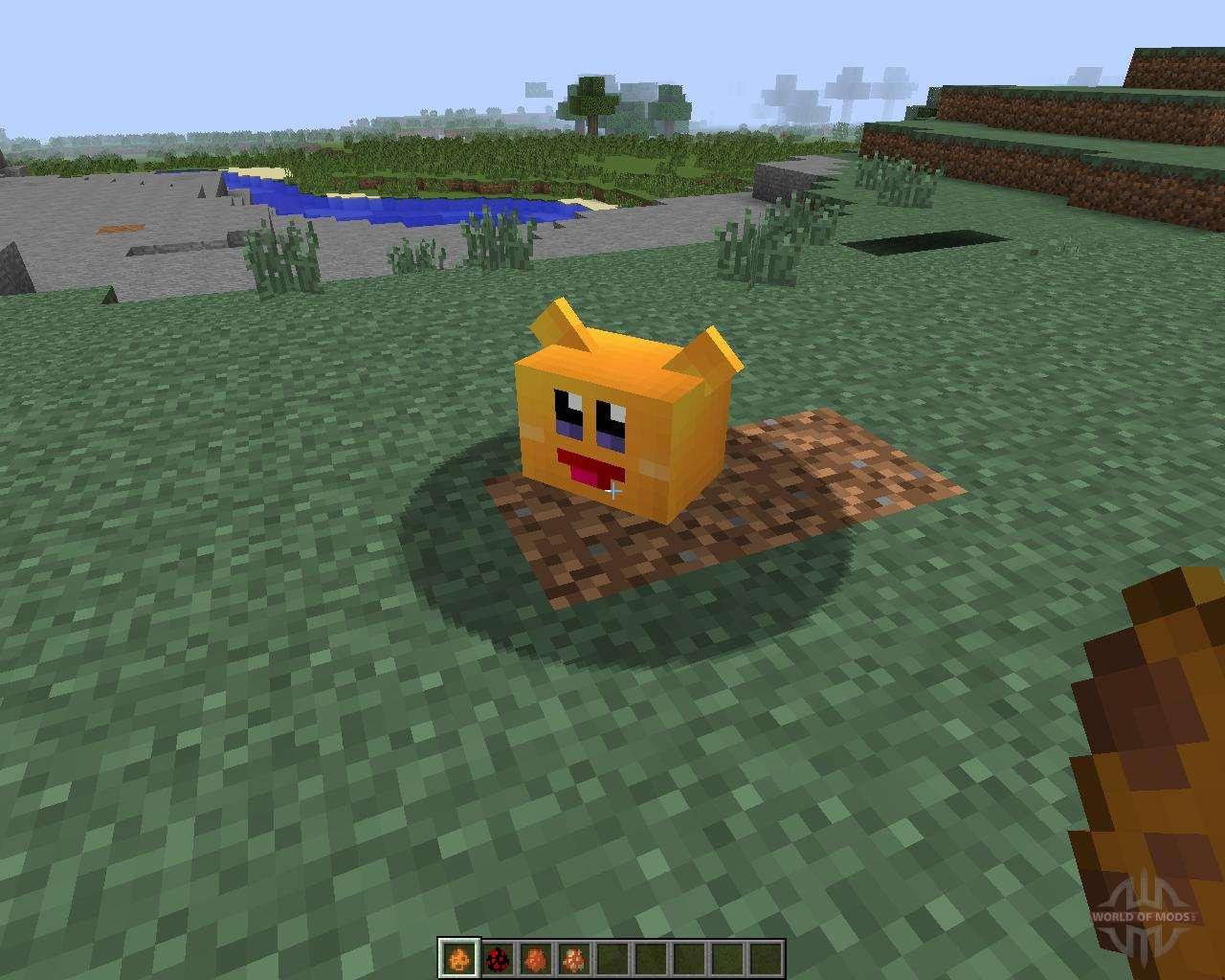 MINECRAFT FORGE API - Minecraft Forge API (1 3 2/1 4 2)