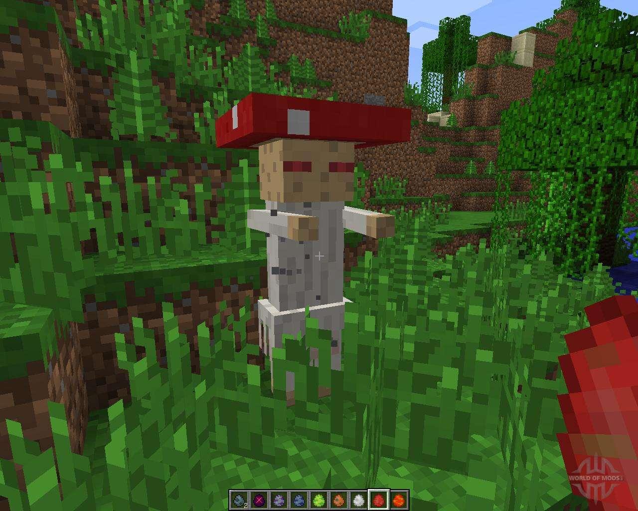 Monster Girl 172 For Minecraft-6160