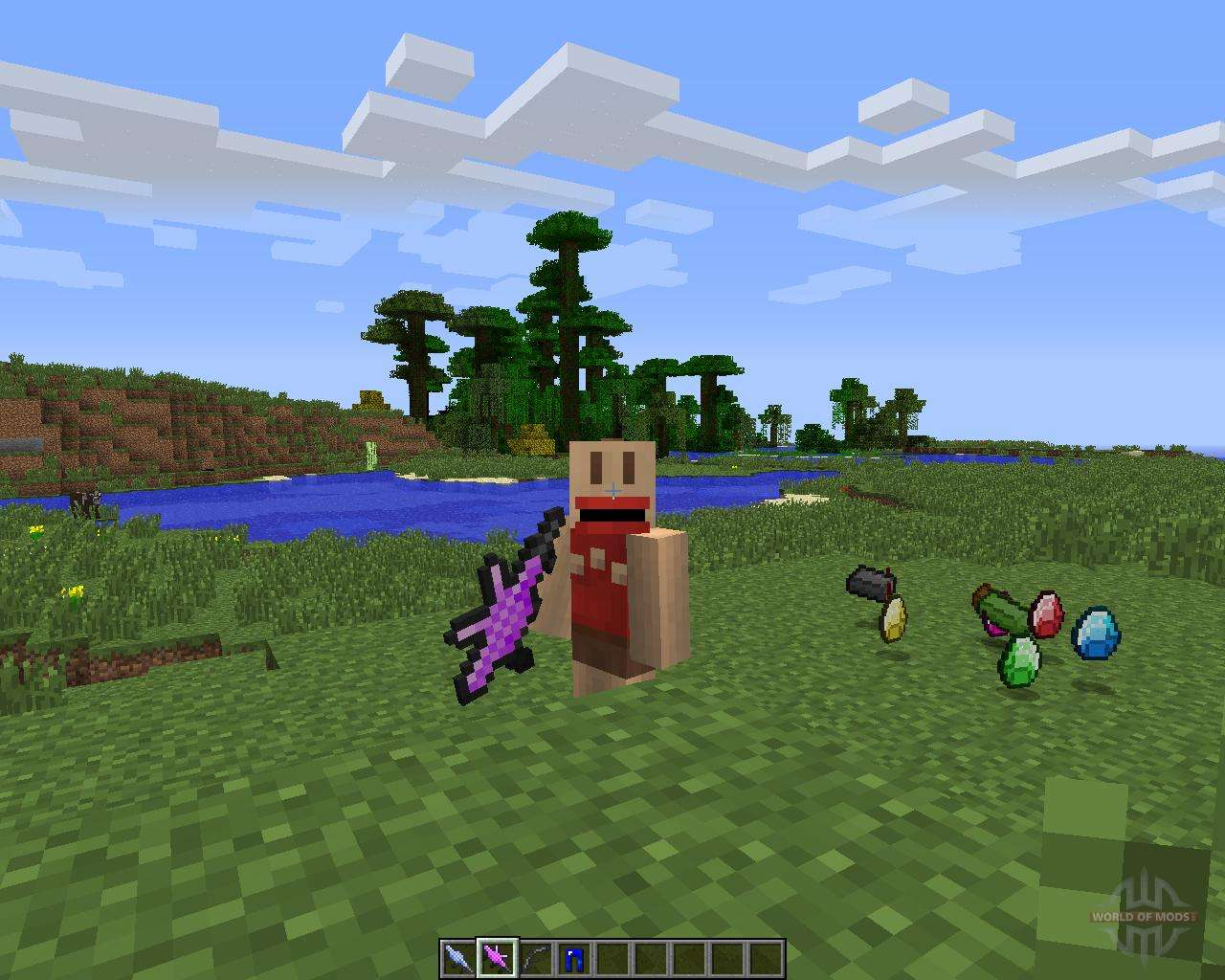 Скачать бесплатно Divine RPG мод для Minecraft 1.6.4/1.6.2 ...