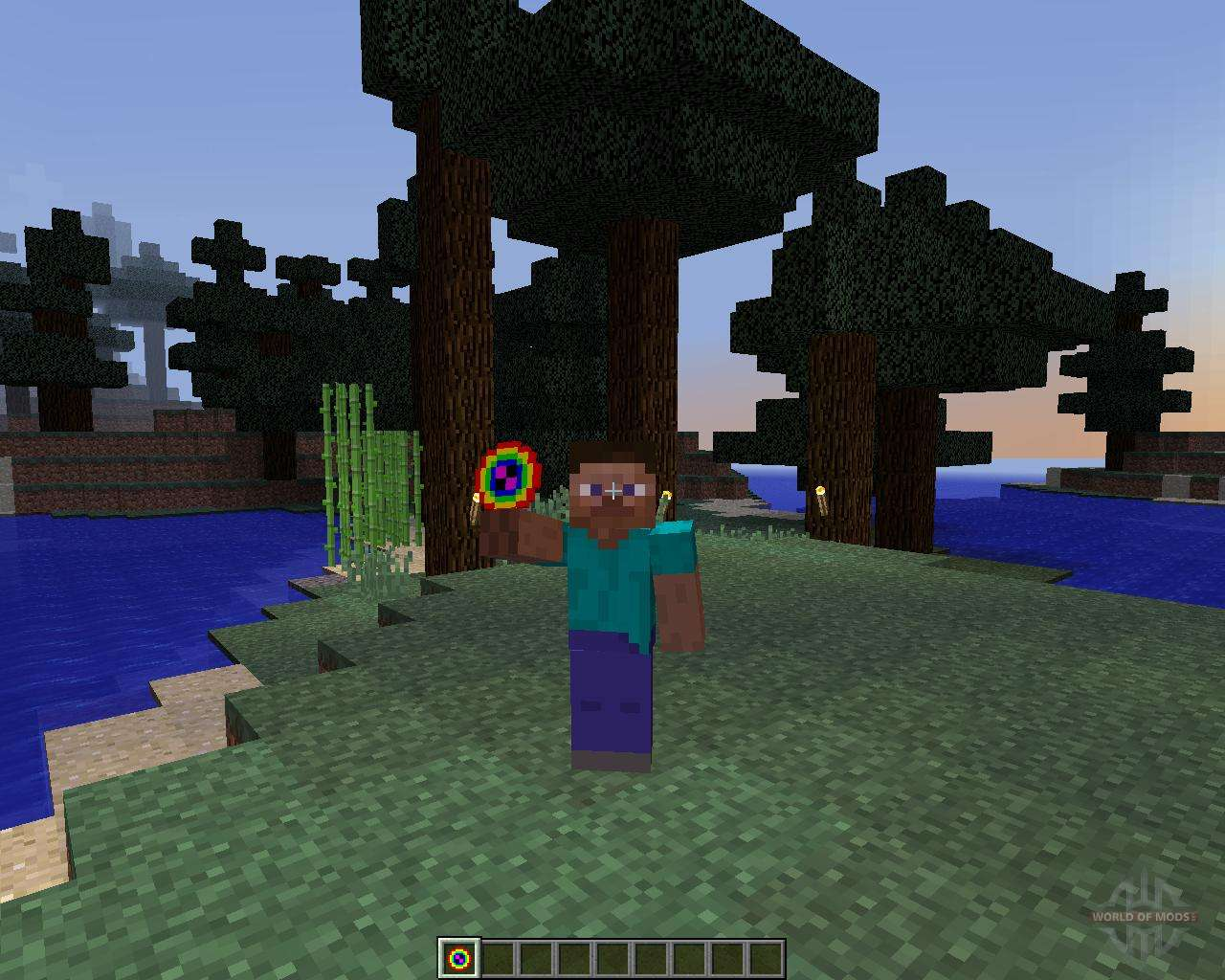 Exchange Orb [1 8] for Minecraft