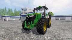 John Deere 7200R new version for Farming Simulator 2015