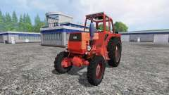 LTZ-55 for Farming Simulator 2015