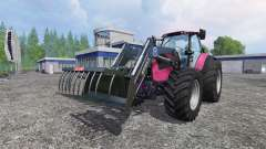 Deutz-Fahr Agrotron 7250 Forest Queen v2.0 pink for Farming Simulator 2015
