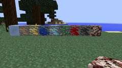 Dense Ores [1.8] for Minecraft