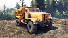KrAZ-255 B1 v3.0 for Spin Tires