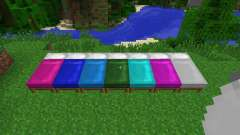 Dyeable Beds [1.7.2] for Minecraft