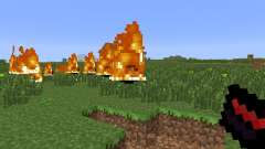 FireGun [1.6.4] for Minecraft