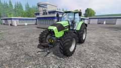 Deutz-Fahr Agrotron 7250 TTV v2.0 for Farming Simulator 2015