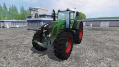 Fendt 936 Vario v1.2 for Farming Simulator 2015