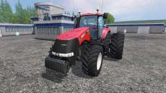 Case IH Magnum CVX 380 v1.1 for Farming Simulator 2015