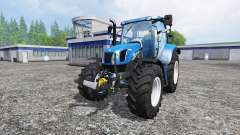 New Holland T6.160 Potencia Rural for Farming Simulator 2015