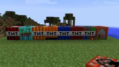 Too Much TNT [1.7.2] for Minecraft