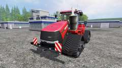 Case IH Quadtrac 1000 V12 Twin Turbo