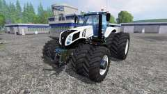 New Holland T8.320 Dynamic8 v1.2