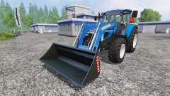 New Holland T5.115 FrontLoader