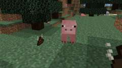 Pig Manure [1.8] for Minecraft