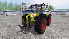 CLAAS Xerion 3300 TracVC pure power for Farming Simulator 2015