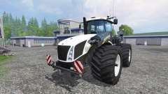 New Holland T9.560 white for Farming Simulator 2015