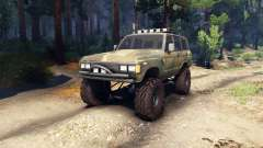 Toyota Land Cruiser 60 v1.1 for Spin Tires