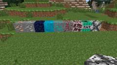 M-Ore [1.6.4] for Minecraft