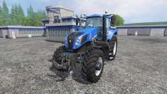 New Holland T8.435 Super for Farming Simulator 2015