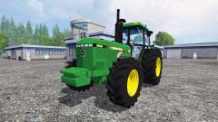 John Deere 4850 v2.0 for Farming Simulator 2015