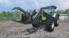 Deutz-Fahr Agrotron 7250 TTV v2.0 forest