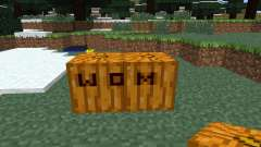 Pumpkin Carvier [1.6.4] for Minecraft