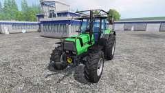 Deutz-Fahr AgroStar 6.61 Forestry