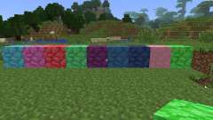 Colored Blocks [1.6.4] for Minecraft