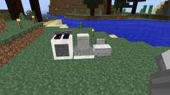 MrCrayfish Furniture [1.8] for Minecraft