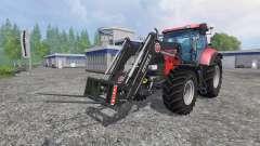 Case IH Puma CVX 160 FL v2.0 for Farming Simulator 2015