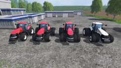 Case IH Magnum CVX 380 v1.3 [pack] for Farming Simulator 2015