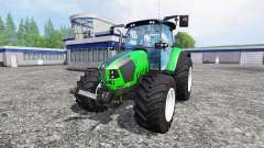 Lamborghini Nitro 120 T4i VRT custom for Farming Simulator 2015