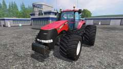 Case IH Magnum CVX 380 RowTrac v1.2 for Farming Simulator 2015