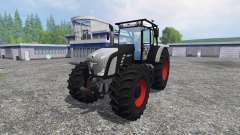 Fendt 936 Vario Forest Edition v1.1 for Farming Simulator 2015