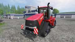 Case IH Quadtrac 370 Rowtrac for Farming Simulator 2015