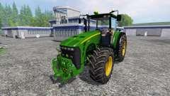 John Deere 8530 v2.0 fixed