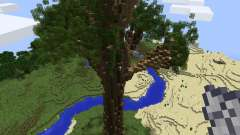 Massive Trees [1.6.2] for Minecraft