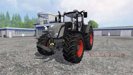 Fendt 828 Vario Black Beauty for Farming Simulator 2015