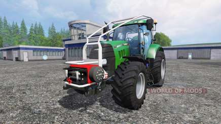 Case IH Puma CVX 160 Passion Paysage for Farming Simulator 2015